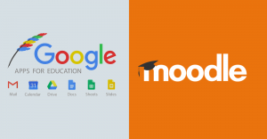 moodle vs google apps